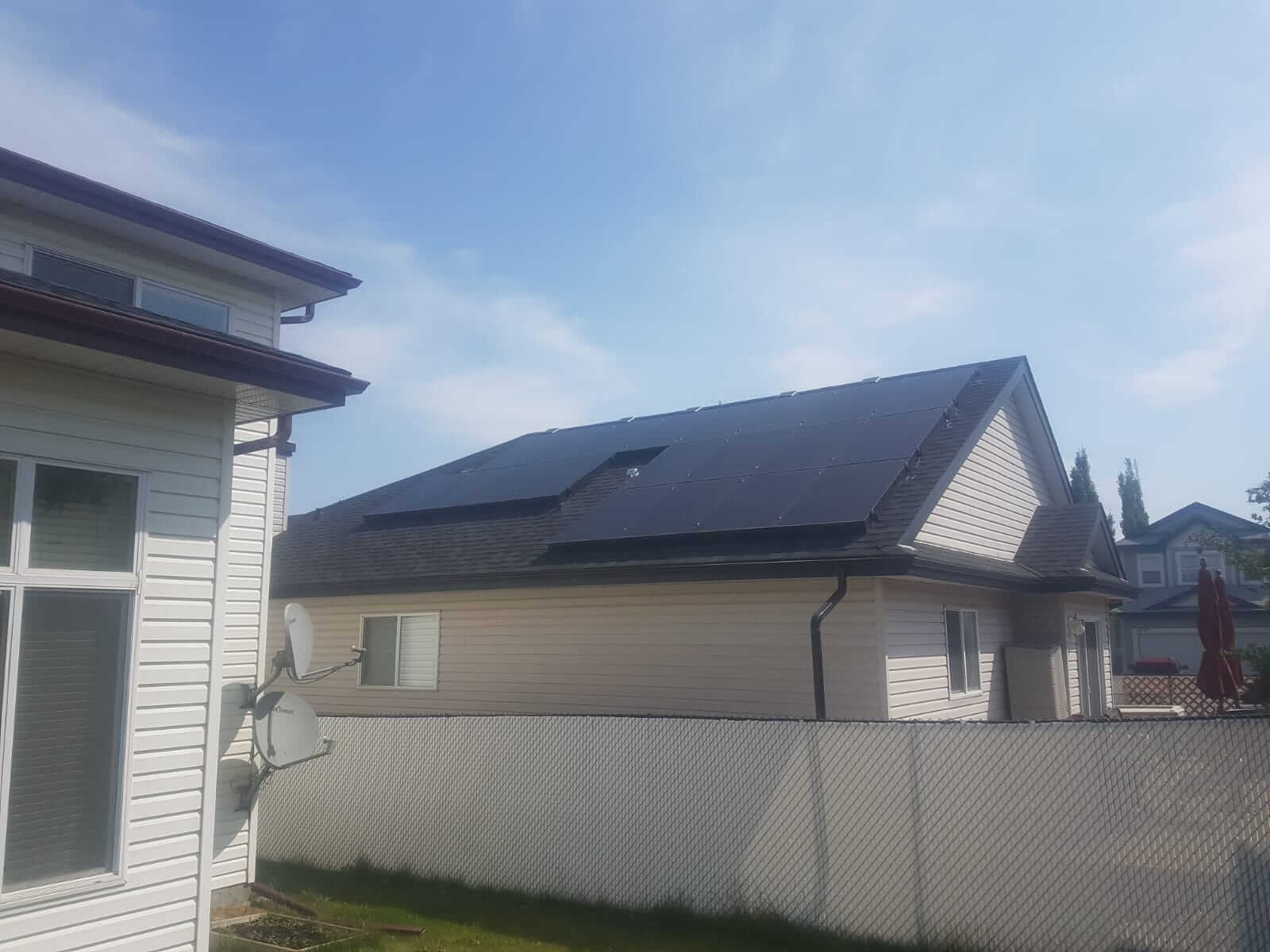 10.8 kw solar array Edmonton Alberta (2)