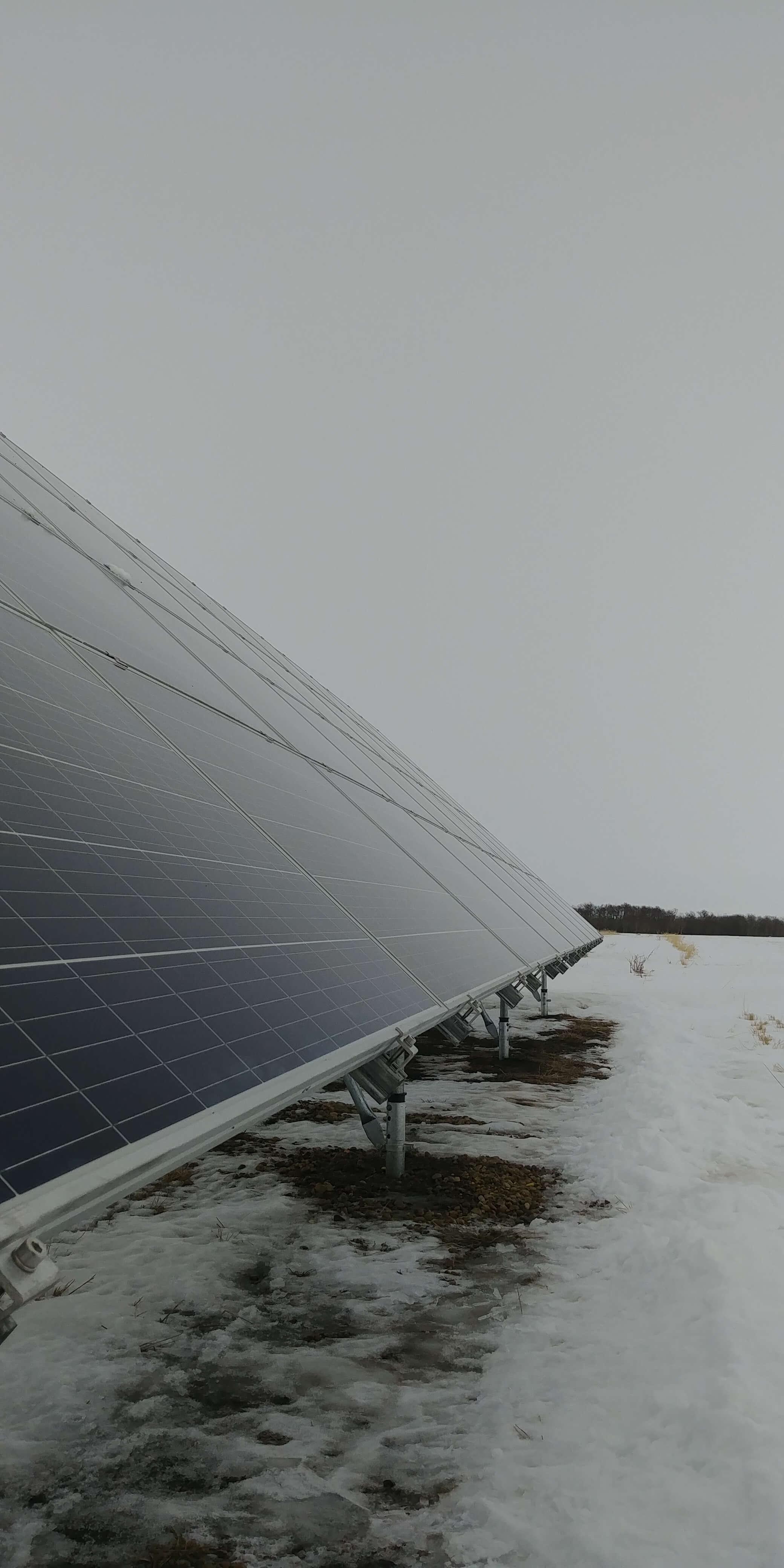 13 kw solar array Kelsey Alberta (2)